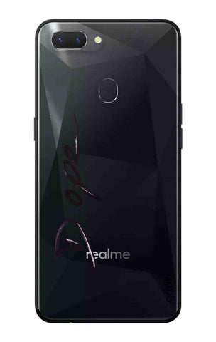 Dope Paint Black Oppo Realme 2 Cases & Covers Online