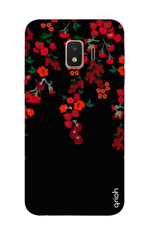 Floral Deco Samsung J2 Core Cases & Covers Online