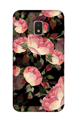 Watercolor Roses Samsung J2 Core Cases & Covers Online