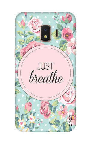 Vintage Just Breathe Samsung J2 Core Cases & Covers Online