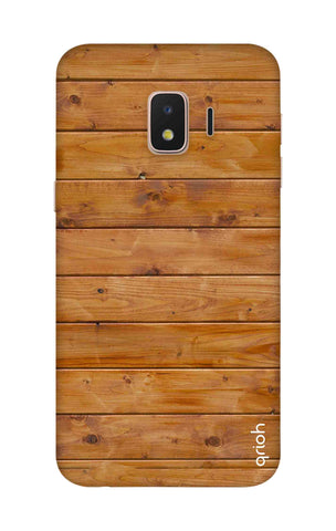 Natural Wood Samsung J2 Core Cases & Covers Online