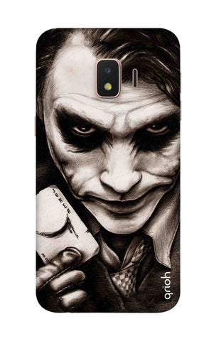 Why So Serious Samsung J2 Core Cases & Covers Online