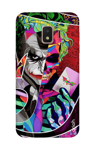 Color Pop Joker Samsung J2 Core Cases & Covers Online