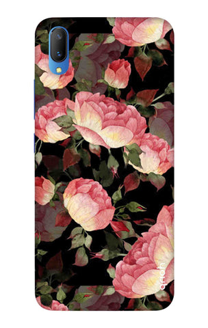 Watercolor Roses Vivo V11 Pro Cases & Covers Online