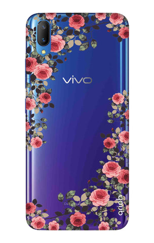 Floral French Vivo V11 Pro Cases & Covers Online