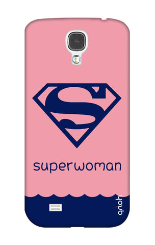 Be a Superwoman Samsung S4 Cases & Covers Online