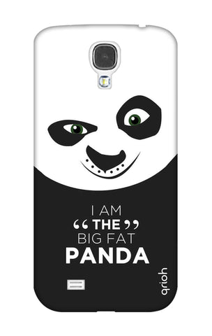 Big Fat Panda Samsung S4 Cases & Covers Online
