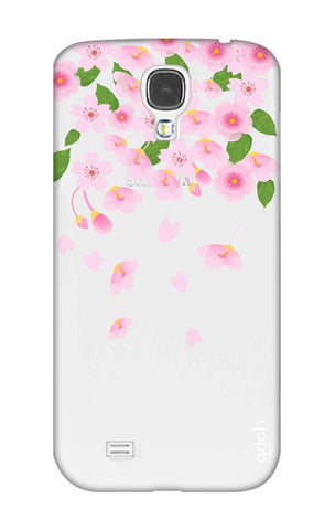 Pretty Pink Floral Samsung S4 Cases & Covers Online