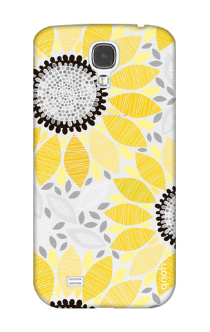 Stitched Floral Samsung S4 Cases & Covers Online