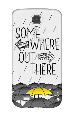 Somewhere Out There Samsung S4 Cases & Covers Online