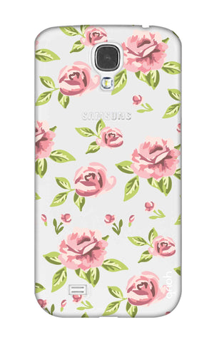 Elizabeth Era Floral Samsung S4 Cases & Covers Online