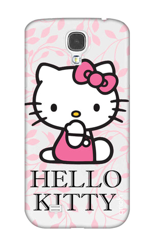 Hello Kitty Floral Samsung S4 Cases & Covers Online
