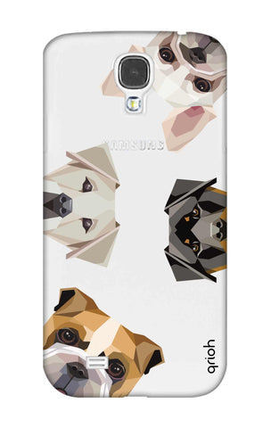 Geometric Dogs Samsung S4 Cases & Covers Online