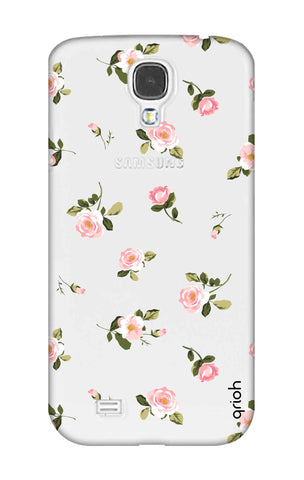 Pink Rose All Over Samsung S4 Cases & Covers Online