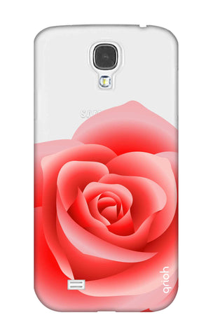 Peach Rose Samsung S4 Cases & Covers Online