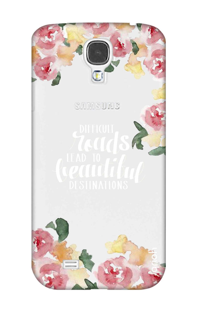 Beautiful Destinations Case for Samsung S4