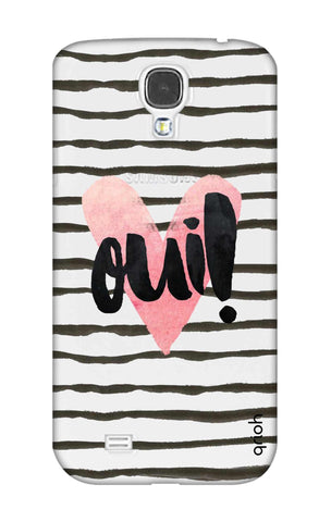 Oui! Samsung S4 Cases & Covers Online