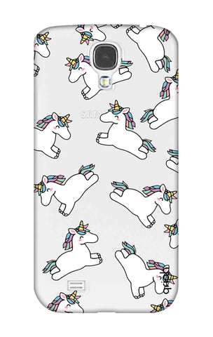 Jumping Unicorns Samsung S4 Cases & Covers Online