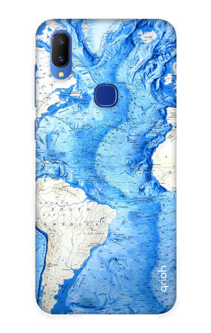 World Map Vivo V11 Cases & Covers Online
