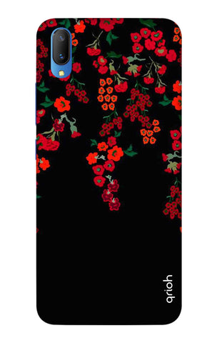 Floral Deco Vivo V11 Cases & Covers Online