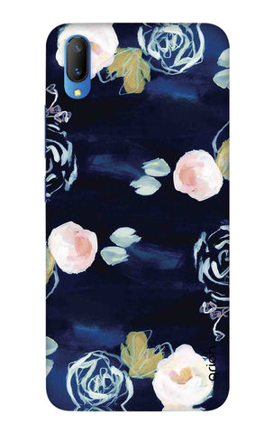 Floral Space Cadet Vivo V11 Cases & Covers Online