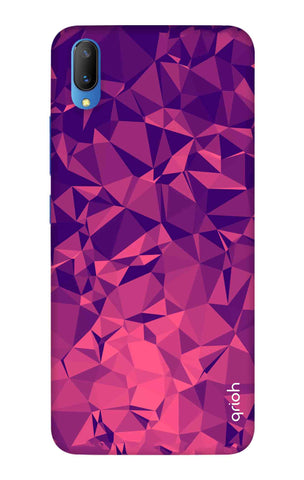 Purple Diamond Vivo V11 Cases & Covers Online