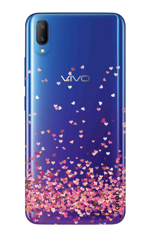 Cluster Of Hearts Vivo V11 Cases & Covers Online