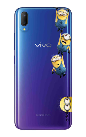 Falling Minions Vivo V11 Cases & Covers Online