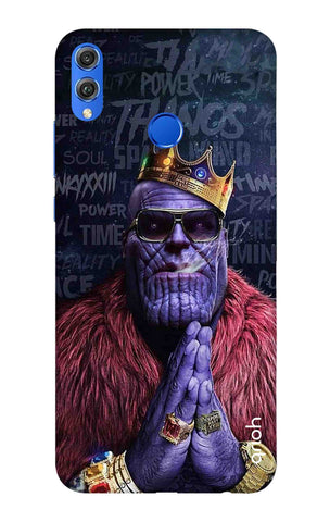 Blue Villain Huawei Honor 8X Cases & Covers Online