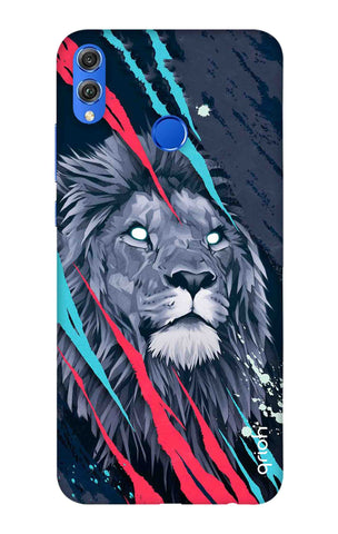 Beast Lion Huawei Honor 8X Cases & Covers Online