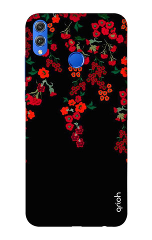 Floral Deco Huawei Honor 8X Cases & Covers Online
