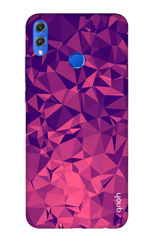 Purple Diamond Huawei Honor 8X Cases & Covers Online
