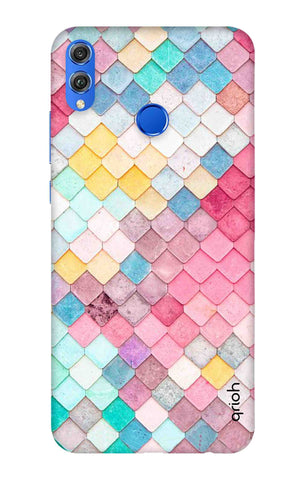 Colorful Pattern Huawei Honor 8X Cases & Covers Online