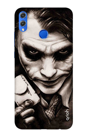 Why So Serious Huawei Honor 8X Cases & Covers Online