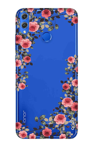 Floral French Huawei Honor 8X Cases & Covers Online