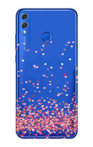 Cluster Of Hearts Huawei Honor 8X Cases & Covers Online