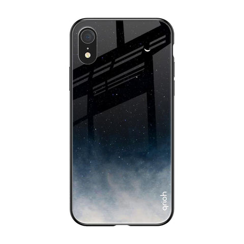 Black Aura iPhone XR Glass Cases & Covers Online