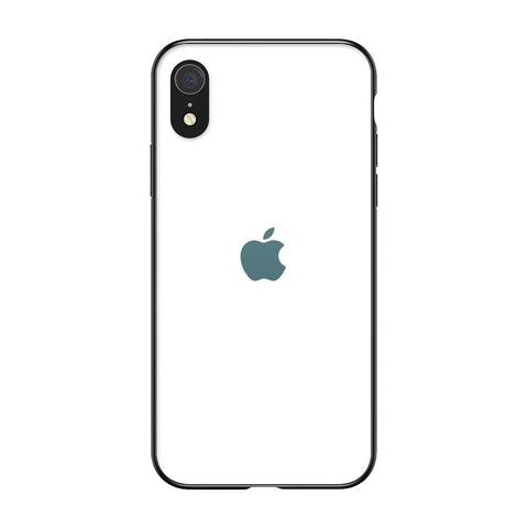 Arctic White iPhone XR Glass Cases & Covers Online