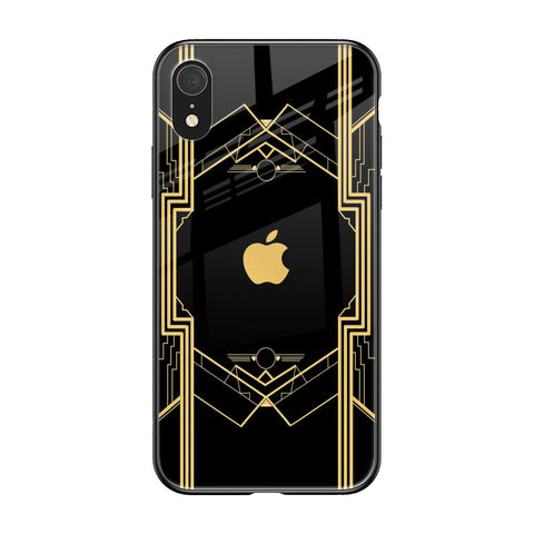 Sacred Logo iPhone XR Glass Cases & Covers Online