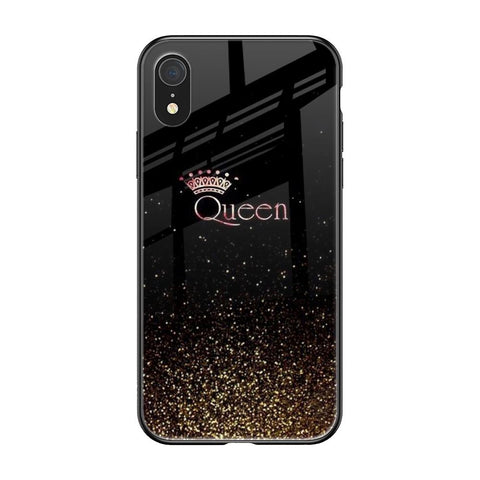 I Am The Queen iPhone XR Glass Cases & Covers Online