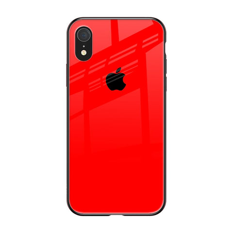 Blood Red iPhone XR Glass Cases & Covers Online
