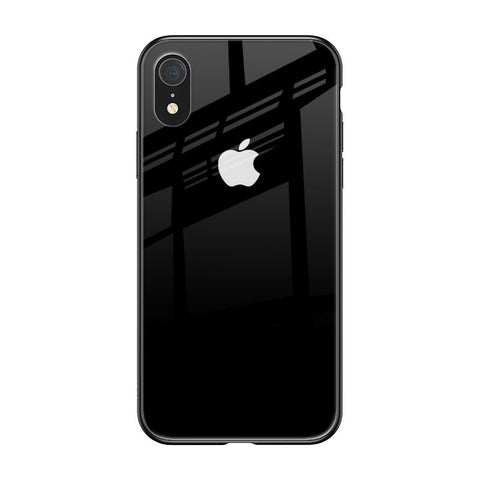 Jet Black iPhone XR Glass Cases & Covers Online