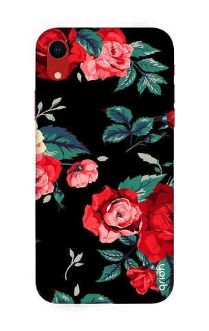 Wild Flowers iPhone XR Cases & Covers Online