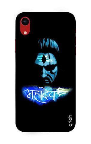 Mahadev iPhone XR Cases & Covers Online