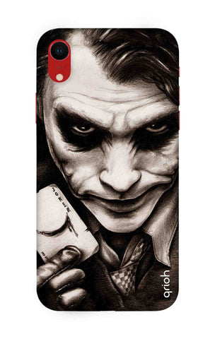 Why So Serious iPhone XR Cases & Covers Online