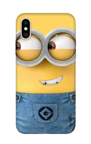 Smirk iPhone XS Cases & Covers Online