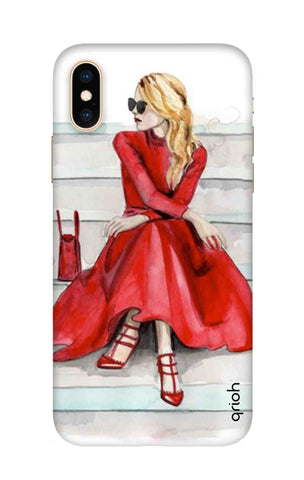 Definite Diva iPhone XS Cases & Covers Online