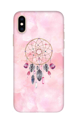 Pink Dreamcatcher iPhone XS Cases & Covers Online
