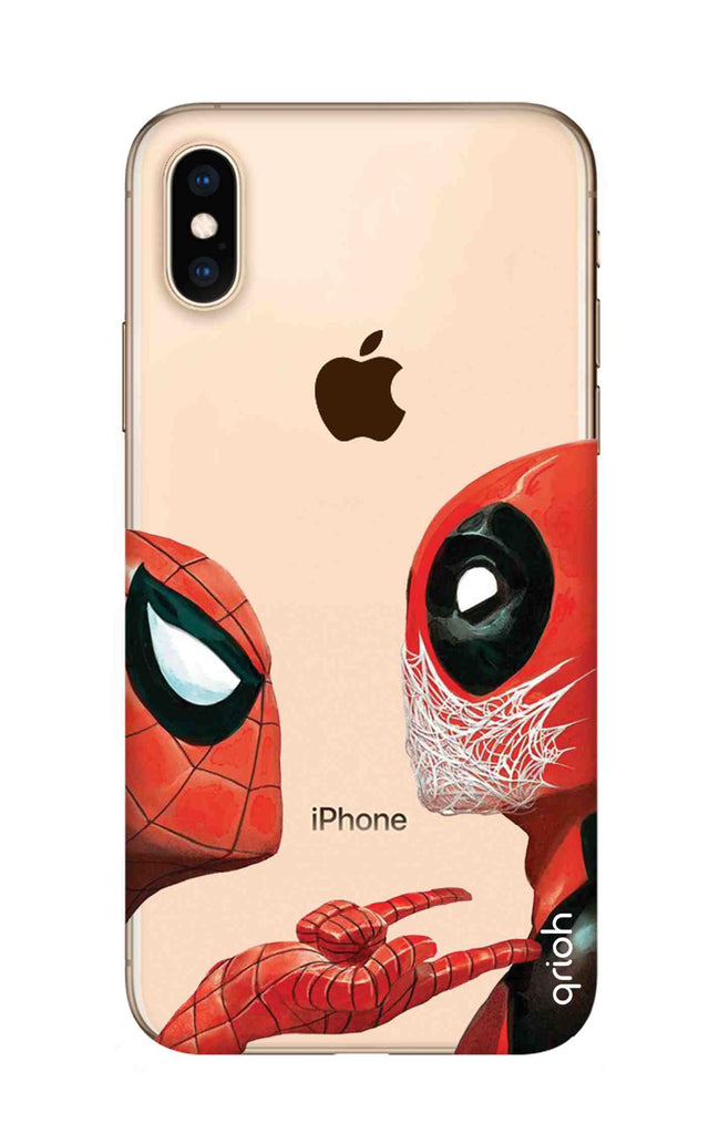 the best attitude e5b7a e152f Sup Deadpool Case for iPhone XS