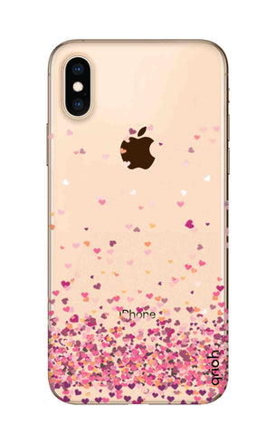 Cluster Of Hearts iPhone XS Cases & Covers Online